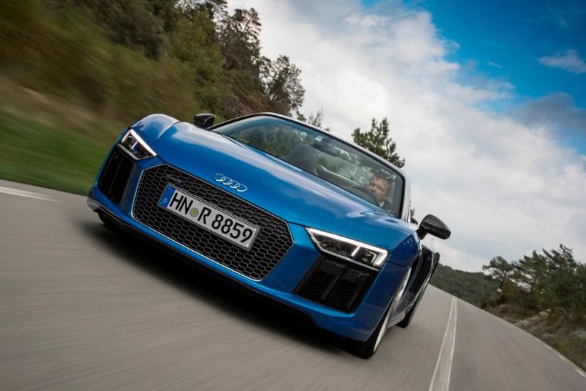 2017 Audi R8 V10 Spyder   Fanaticar Magazin