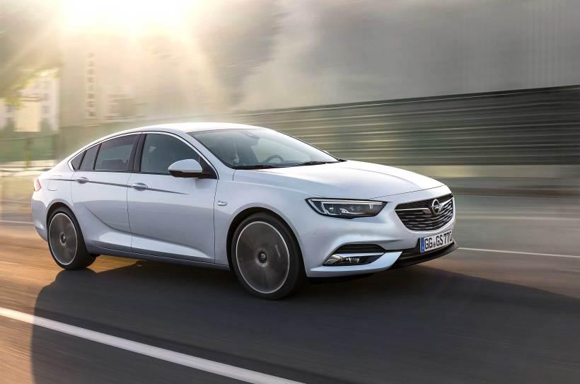 2017 Opel Insignia Grand Sport | Fanaticar Magazin