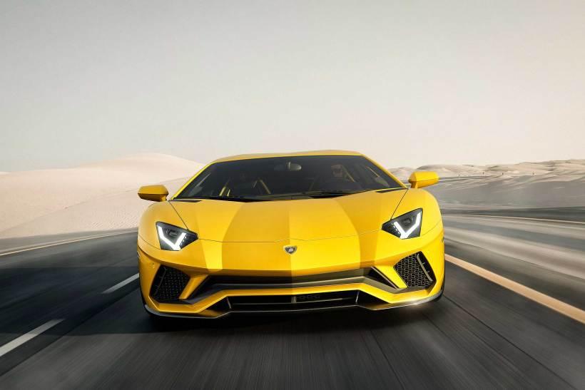 Lamborghini Aventador S (2017)   Fanaticar Magazin