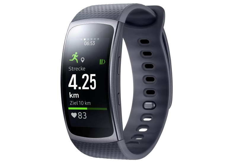 Samsung Gear Fit2 | Fanaticar Magazin
