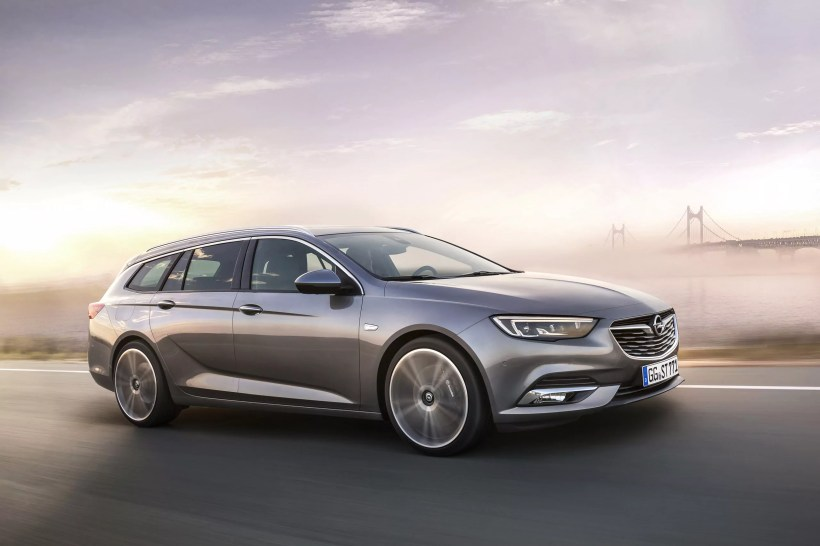 2017 Opel Insignia Sports Tourer   Fanaticar Magazin