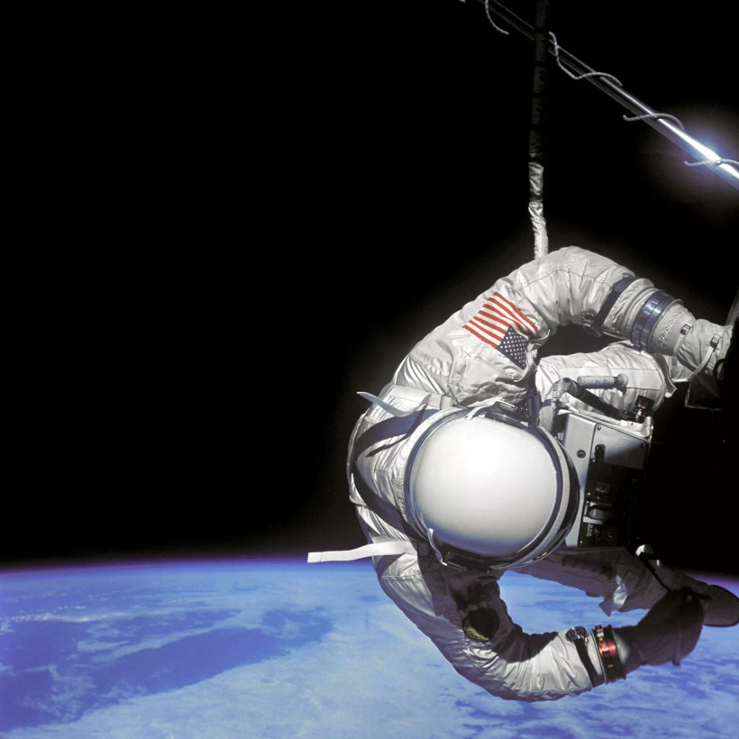 Gemini XII Mission November 1966