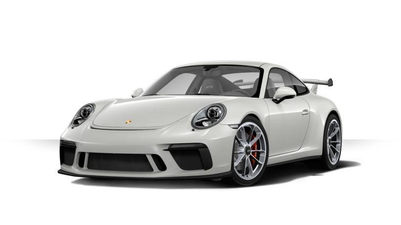 Porsche 911 GT3 (Kreide)