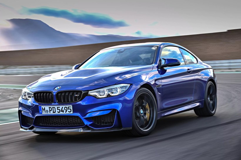 2017 BMW M4 CS Coupé | Fanaticar Magazin