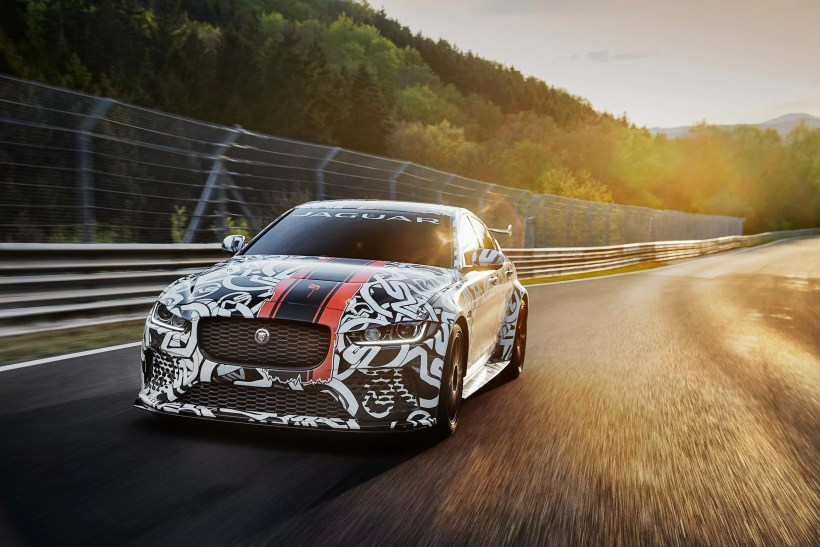 Jaguar XE Project 8 | Fanaticar Magazin