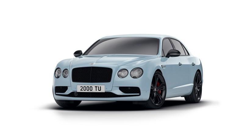 2018 Bentley Flying Spur V8 S Black Edition