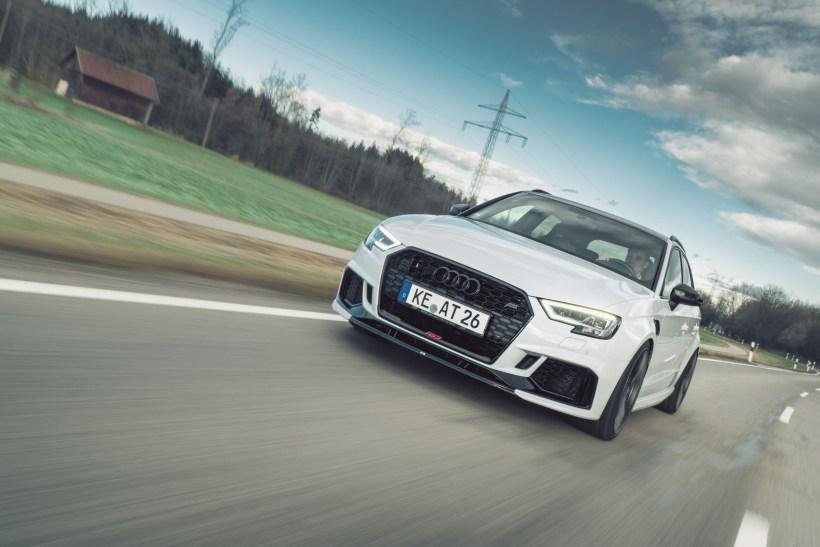 ABT Audi RS3 Sportback | Fanaticar Magazin