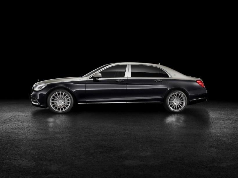 2018 Mercedes-Maybach-S-Klasse