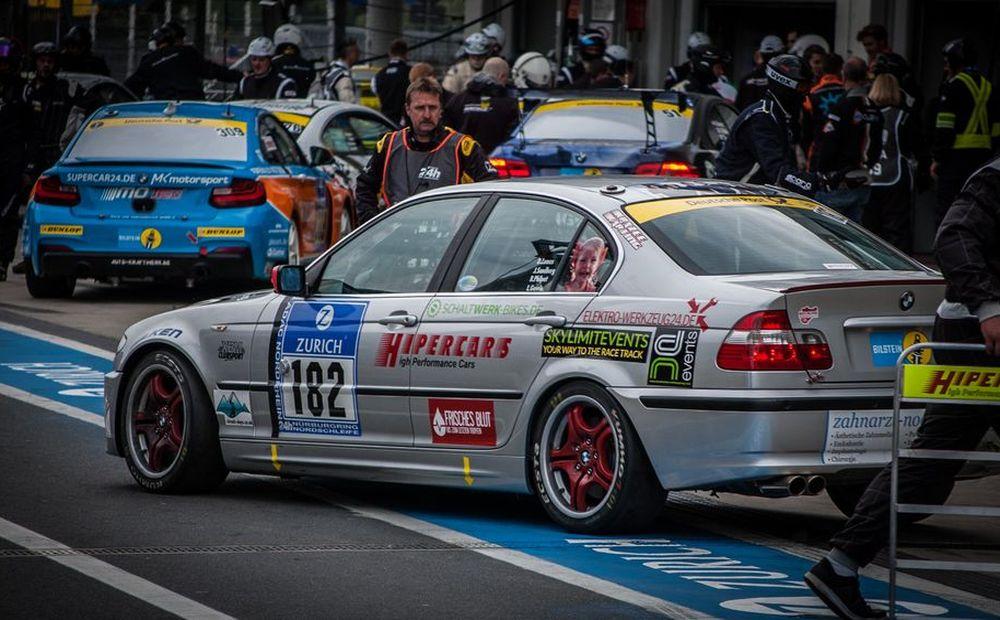 Underdog Racing kommt mit Kult-BMW