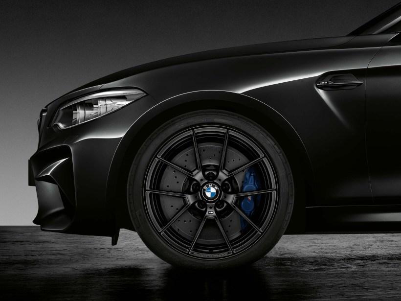2018 BMW M2 Edition Black Shadow