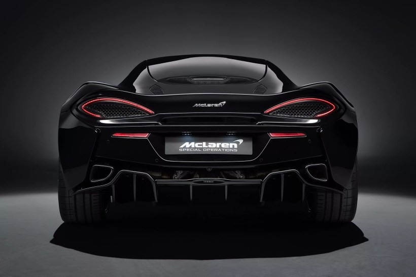 2018 McLaren 570 GT MSO Black Collectino