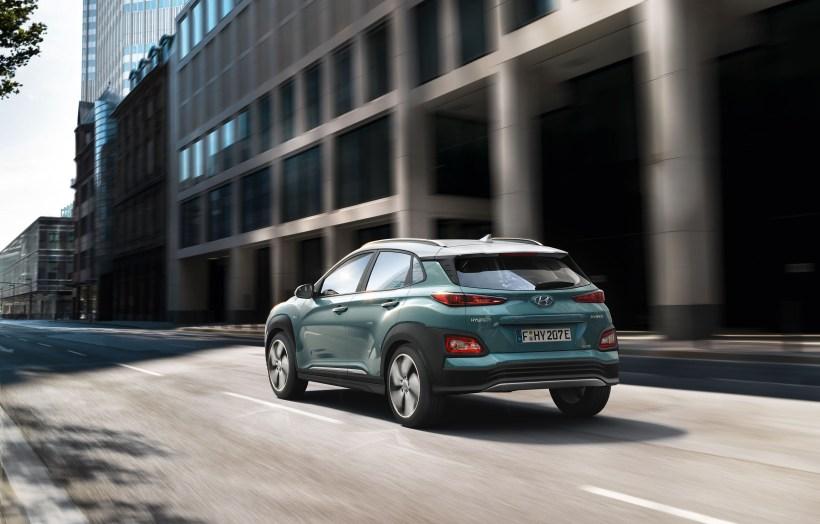 Hyundai Kona Elektro - Fanaticar Magazin