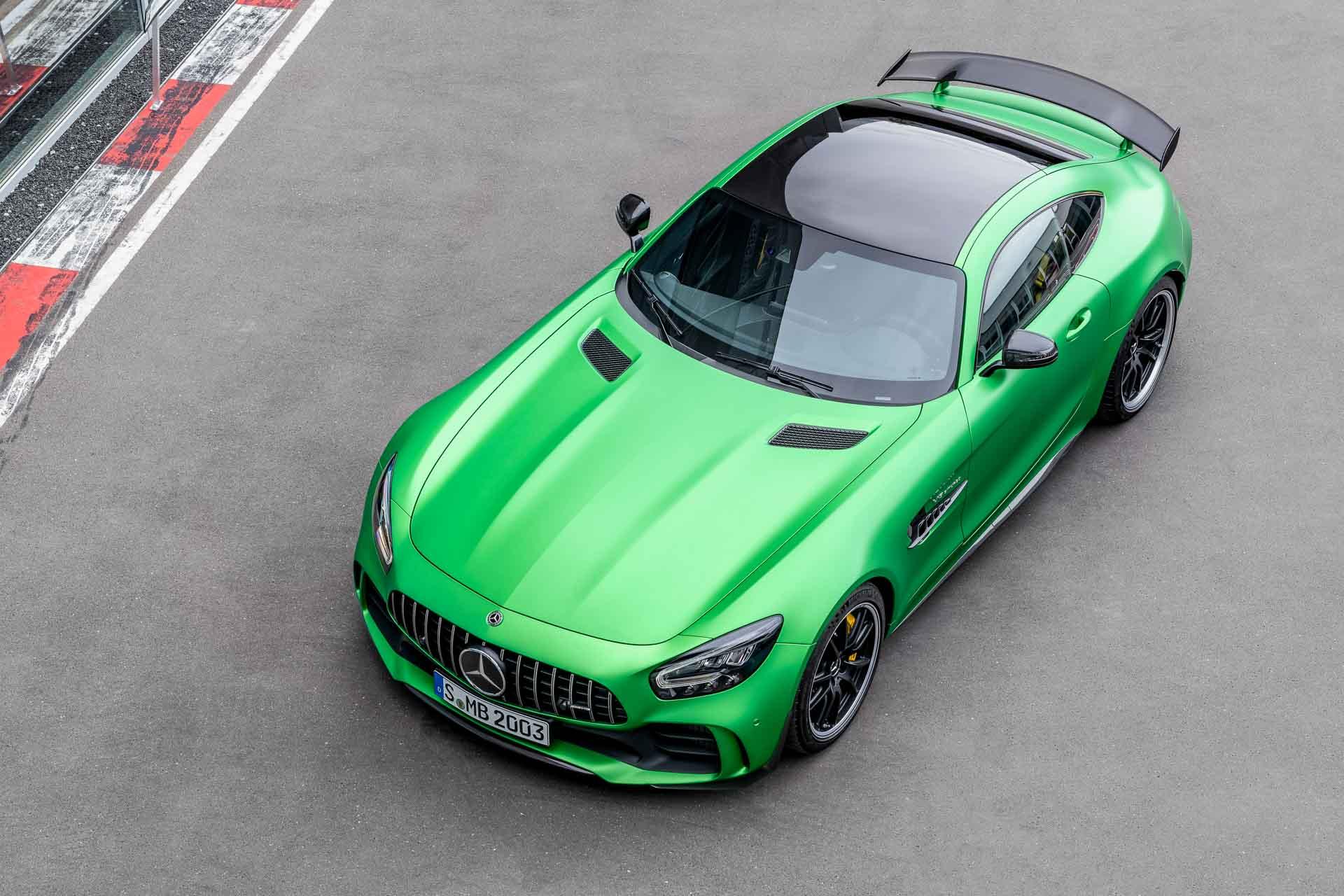 2019 Mercedes-AMG GT & Mercedes-AMG GT R Pro - Fanaticar Magazin