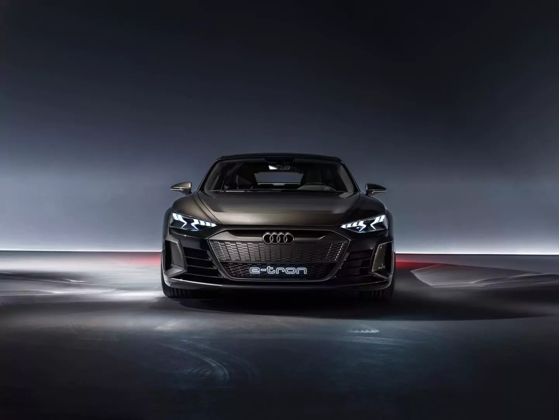 Audi e-tron GT concept   Fanaticar Magazin