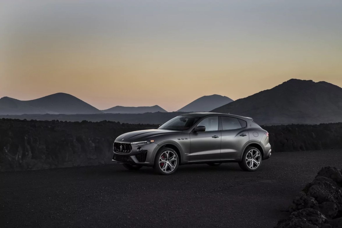 Maserati Levante Vulcano Limited Edition