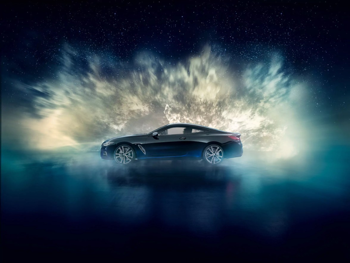 2019 BMW Individual M850i Night Sky