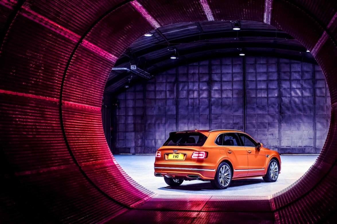 2019 Bentley Bentayga Speed - Fanaticar Magazin