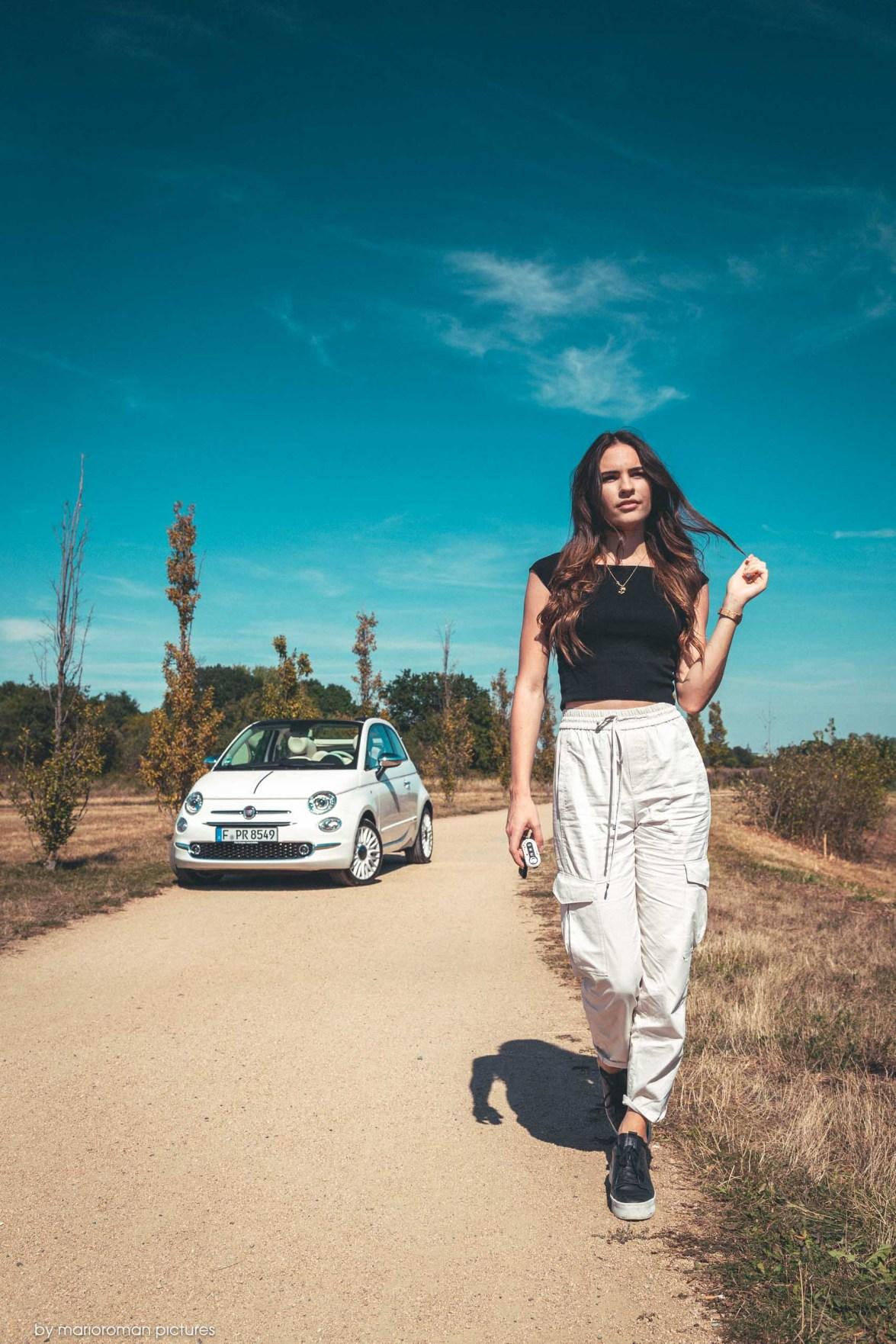 Fiat 500 Dolcevita & Pricilla Klein