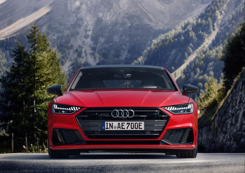 2020  Audi A7 Sportback 55 TFSI e Quattro - Fanaticar Magazin