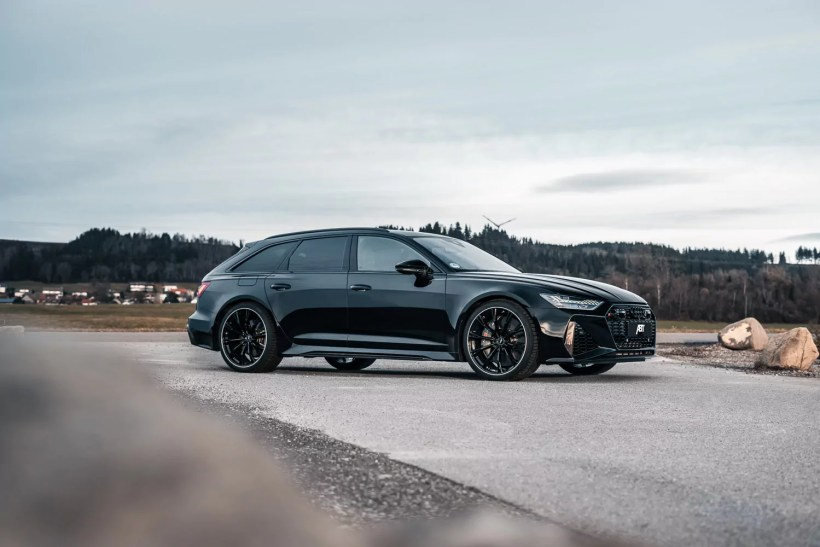 2020 Audi RS6 by ABT Sportsline