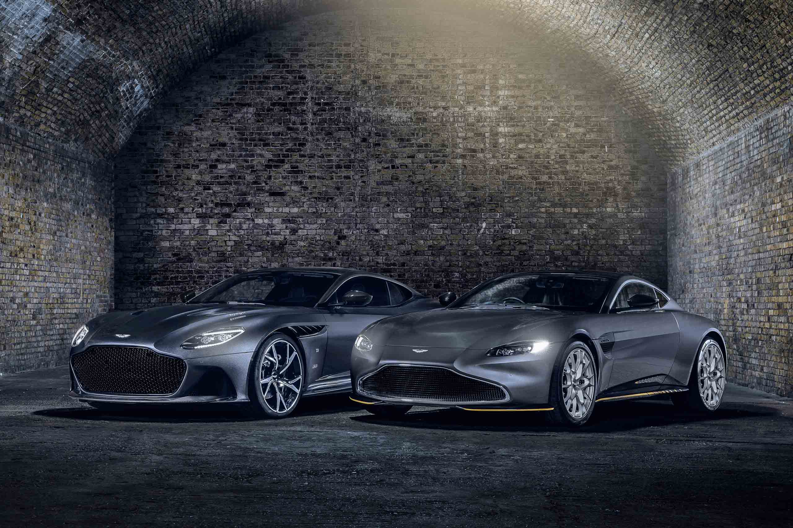 2020 Aston Martin DBS Superleggera 007 Edition | Fanaticar Magazin