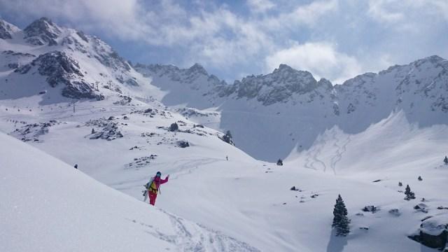 Hautes Pyrenees, el pirineo clásico: Bareges - La Mongie