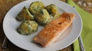Alimentos para ganhar massa muscular - peixe