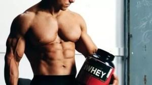 Whey protein tipos