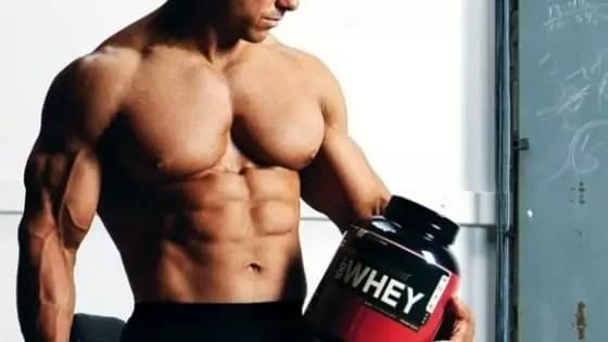Refeição pós treino para hipertrofia e ganhar massa muscular