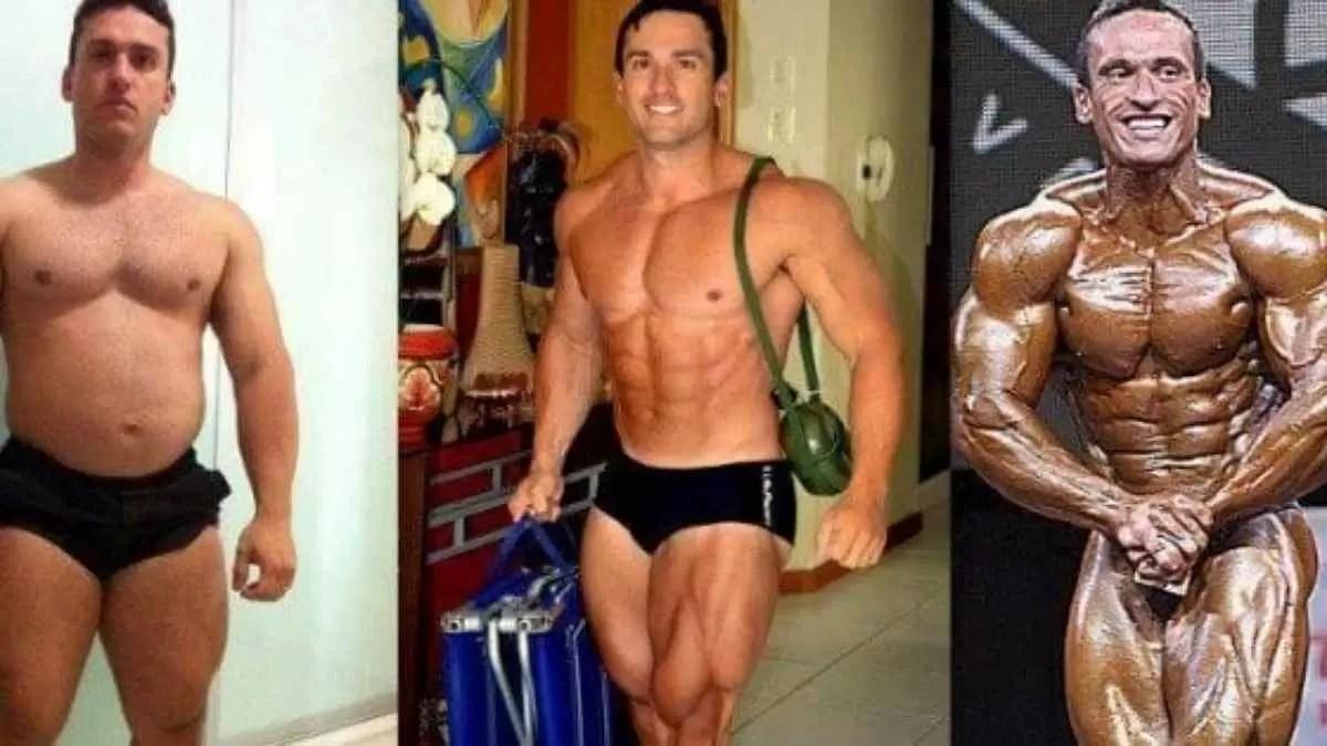 Massa Muscular Pesa Mais que Gordura