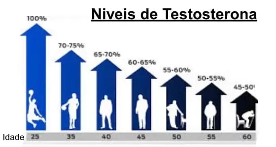 Nível de Testosterona Baixo