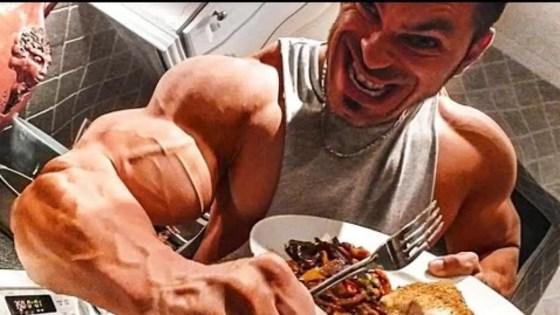 Como um Ectomorfo pode ganhar massa muscular
