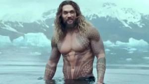 Exercicios para ganhar massa muscular - Jason momoa aquaman
