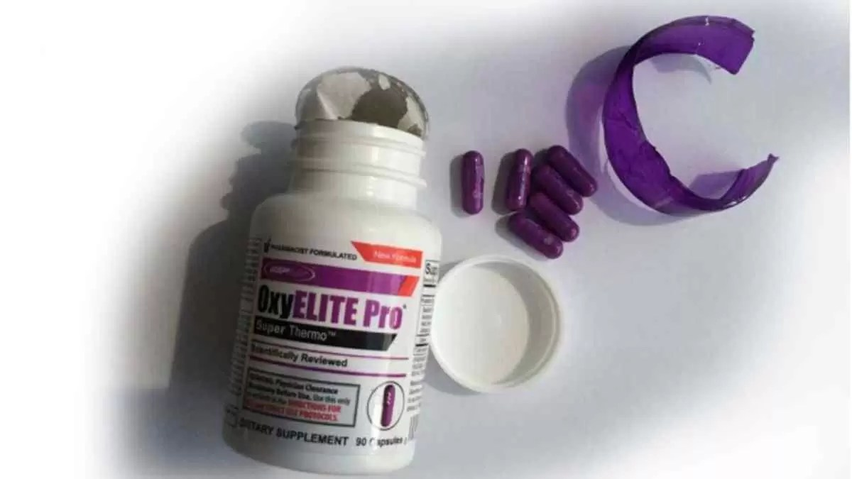 OxyElite Pro Efeitos Colaterais
