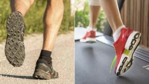 Correr na Esteira ou na Rua