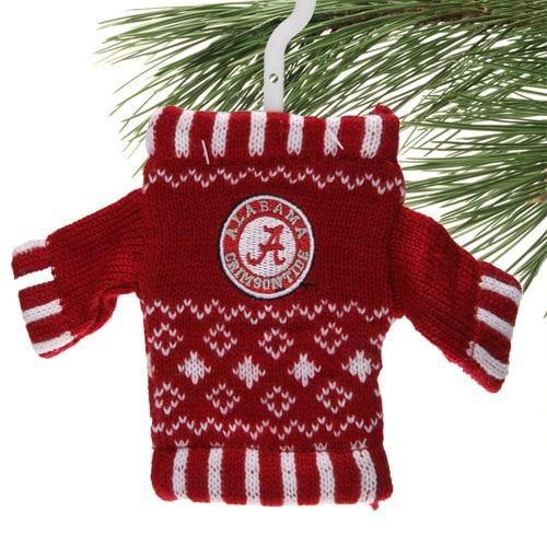 Alabama Crimson Tide Christmas Tree Ornament Unique