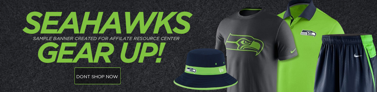 Seahawks Make A Page Header