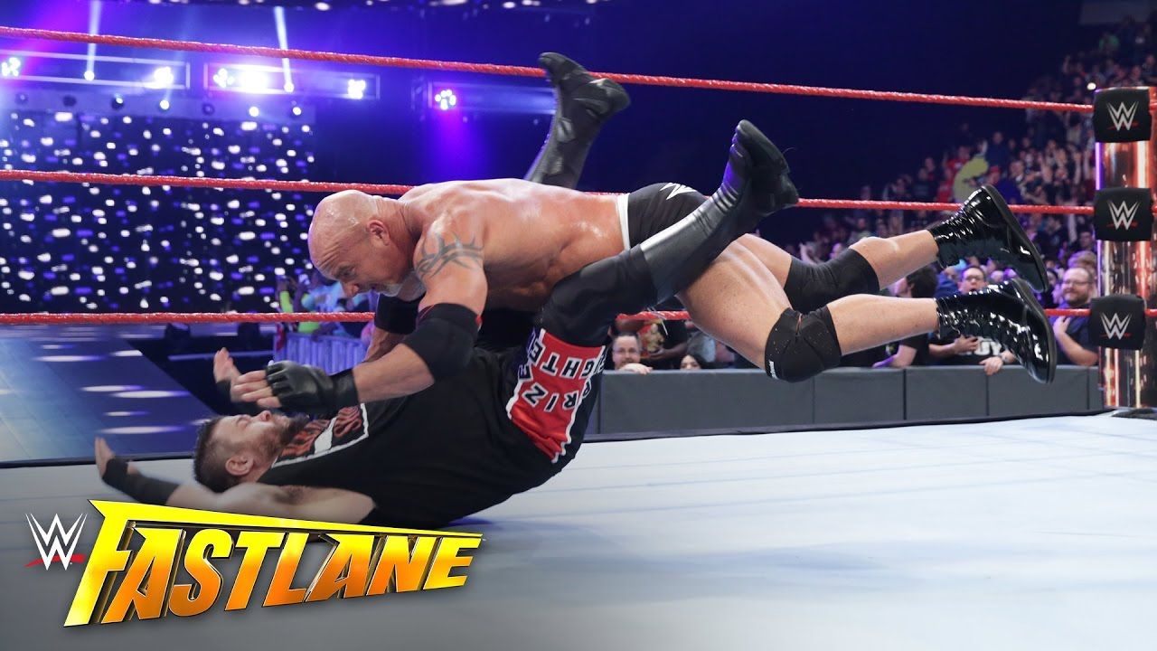 Takes Undertaker Brock Lesnar Out