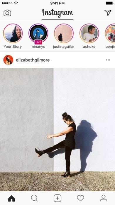 post instagram photos