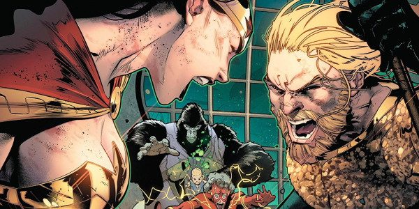 Image result for justice league #6