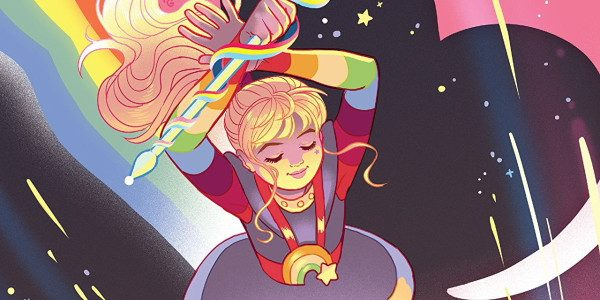 Image result for rainbow brite comic