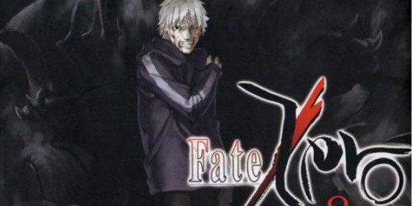 comic review fate zero