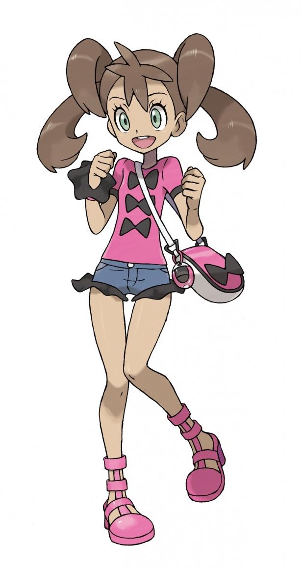 Alexa Viola And Pokemon