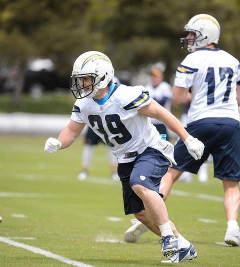 San Diego Chargers Danny Woodhead: 2013 NFL Preview Meadowlands Or Bust