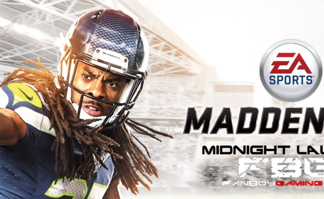 Madden Midnight Launch