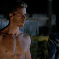 "Ryan Kwanten as Jason Stackhouse shirtless/naked in True Blood 7x01 ""Jesus Gonna Be Here"""