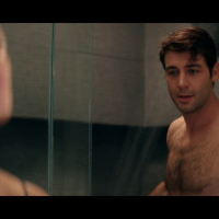 """James Wolk as Jordan Evans shirtless/naked in Tell Me a Story 1x01 """"Chapter 1: Hope"""""""