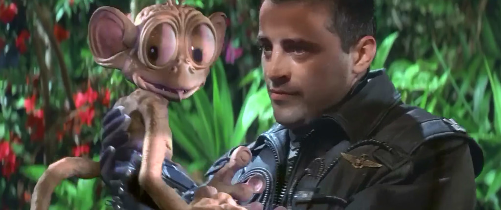 Image result for matt leblanc lost in space
