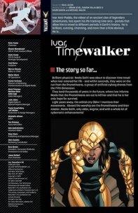 IvarTimewalker #2 page 1