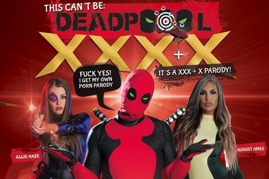 This cant be deadpool xxx